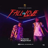 Download  T Classic Ft Mayorkun - Fall In Love (Prod By Killertunes)