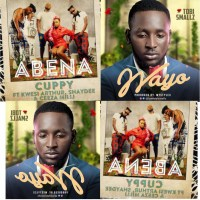 "Breaking News: DJ Cuppy New Single ""ABENA,"" A RIP OFF Of Tobi Smallz ""WAYO"""