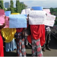Hushpuppi: Protesters storm US Embassy, demand arrest of Atiku and Dino Melaye (photos)