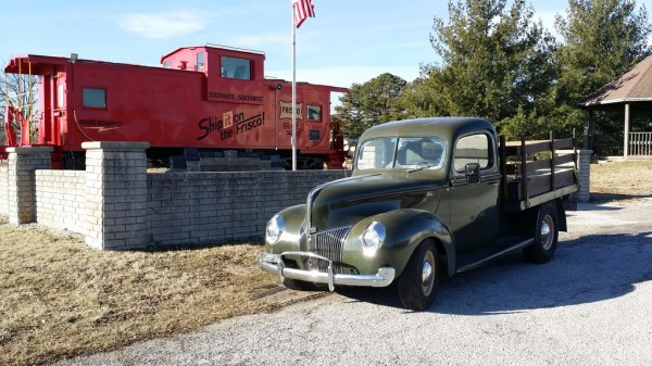 The Frisco Caboose in Rogersville, MO