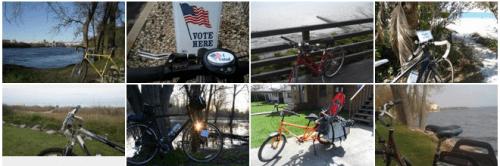 Photos from 30 Days of Biking