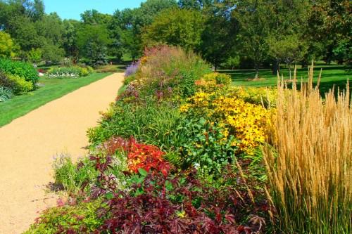 Lake Harriet garden