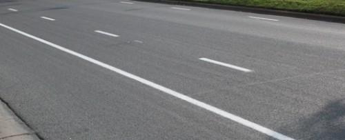 Advisory Bike Lane