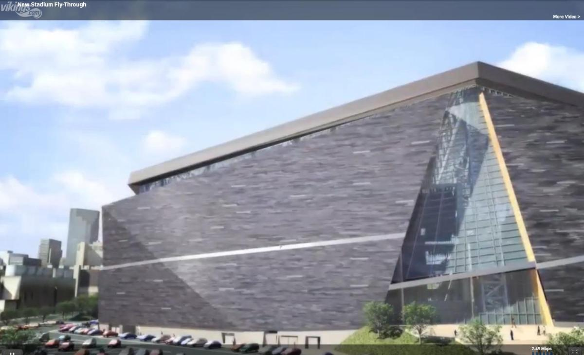 Minnesota Vikings Stadium Needs Better Urban Design | streets mn