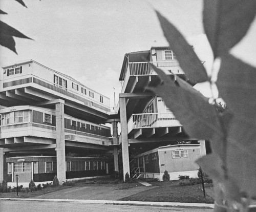 SkyeRise Terrace, Vadnais Heights, MN, 1972