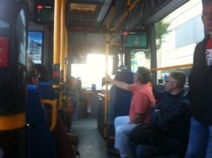 Copenhagen Movia Bus