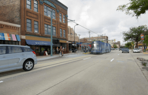 mpls streetcar rendering