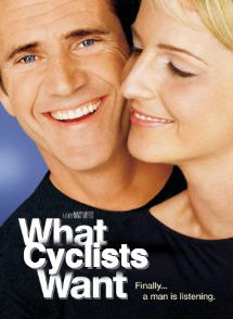 what cyclists want