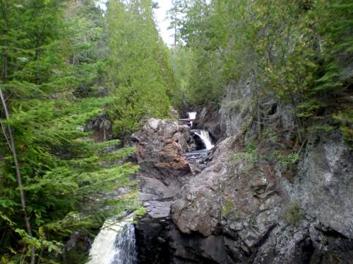 Cascade State Park/Superior Hiking Trail