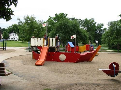 Lake Hiawatha Playgrounds