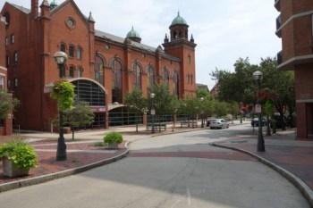 Audubon Avenue in New Haven