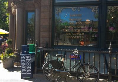 Opa Bicycle Nina's Coffee