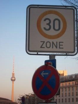 berlin 30 kph