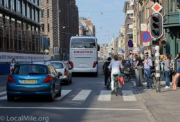 Vehicular Cycling in The Netherlands
