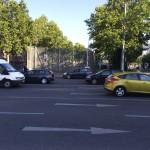 Ringstrasse - 7 lanes for cars.