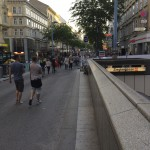 Pedestrianized Streets