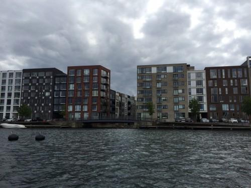 Canal-oriented development