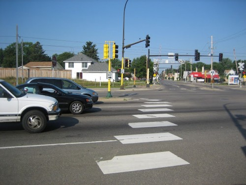 Hiawatha Crossing