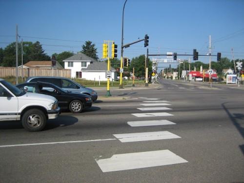 Hiawatha Crossing