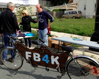 Customized Tandem Bike