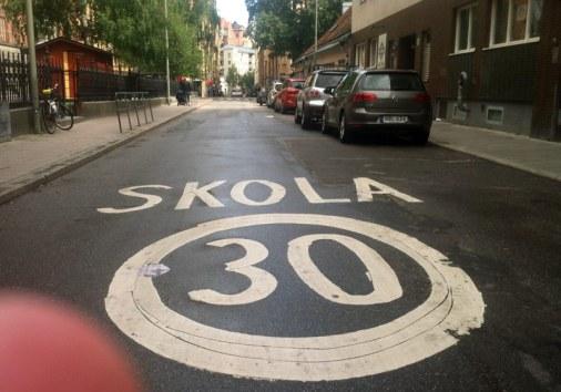 stockholm-speed-limit-sign
