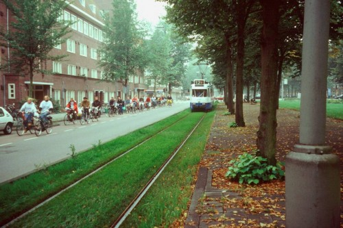 Churchillaan - Amsterdam