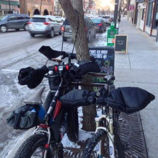 Winter cycling (photo Christopher Tassava)