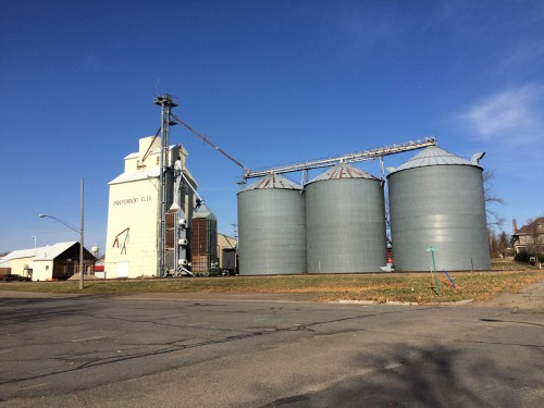 Glencoe Independent Grain Elevator