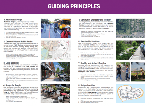 Richfield guiding principles