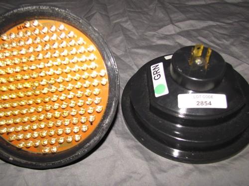 LED retrofit for PV signals.