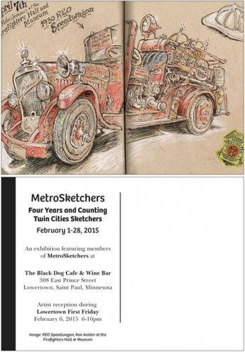 metrosketchers