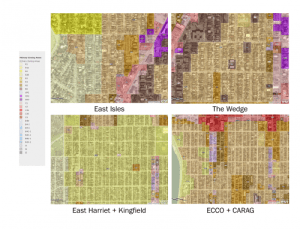 Minneapolis Neighborhood Zoning Does Not Match Existing Scale