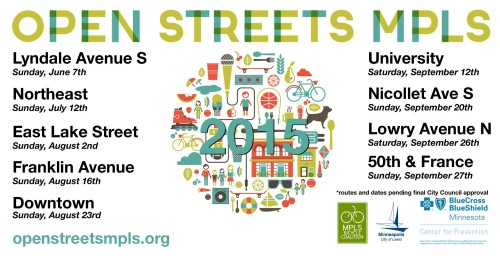 Open Streets Mpls 2015