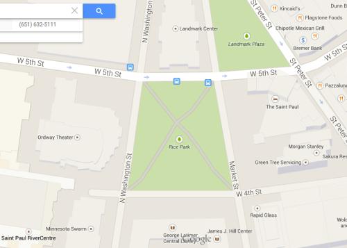 Rice Park, St. Paul