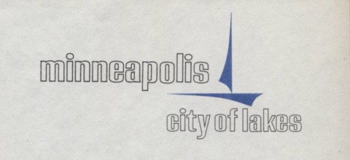 Minneapolis Logo ca. 1975