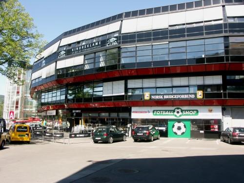 Ulleval (mixed use) Stadium, Oslo