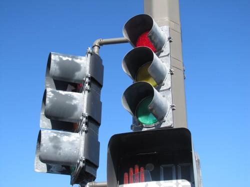 Crouse-Hinds vehicle signals and ICC pedestrian signals