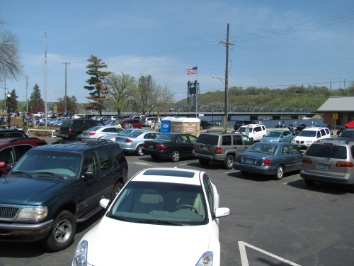 A Sea of Parking