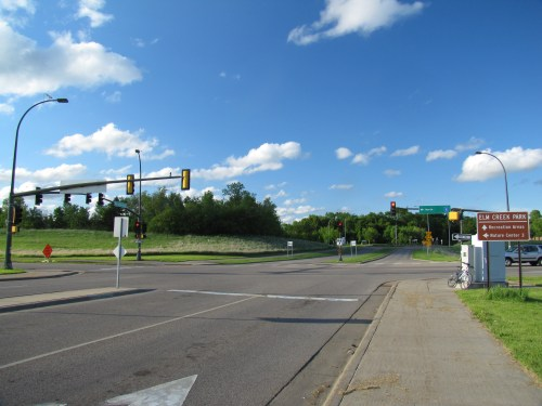 Elm Creek Blvd and County 81