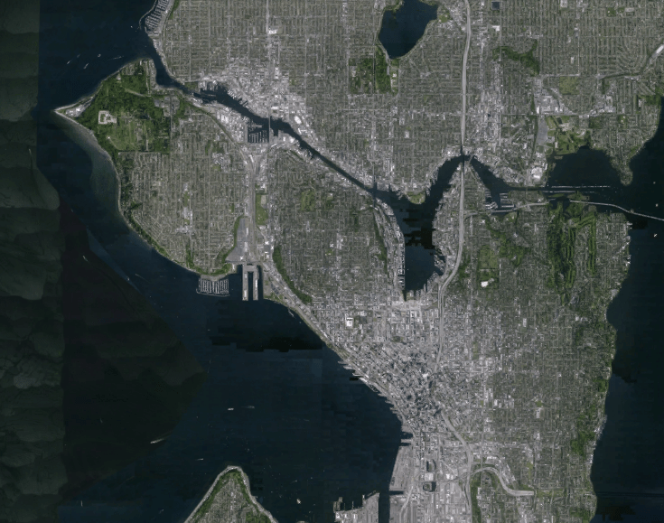 Seattle Aerial