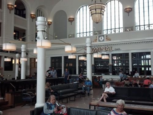 Denver Union Station's Interior: the Living Room Within Denver's Living Room
