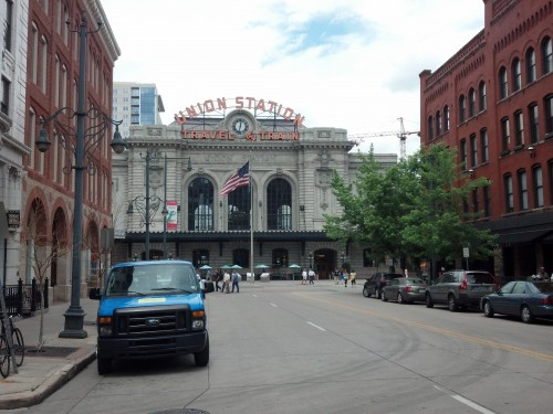 Denver Union Station is Walkable From All Directions