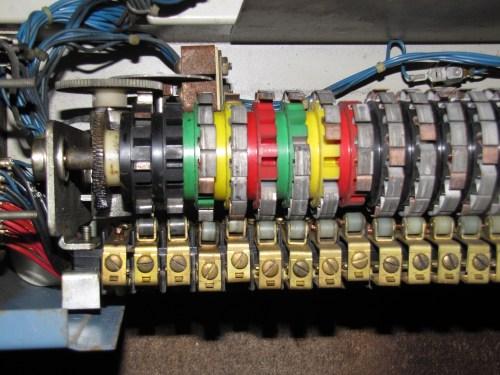 Camshaft, Cams, and Switches