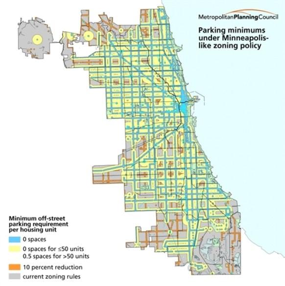 chicago parking mins