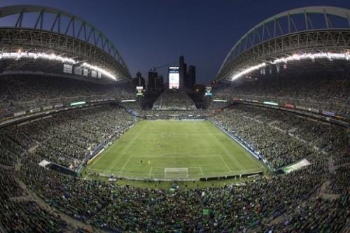 Century Link Field in Seattle