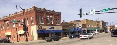 Main Street Hutchinson