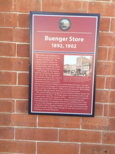 Buenger Store 1892, 1902