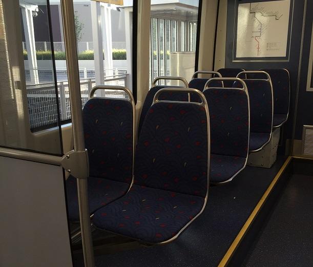 S70 seats