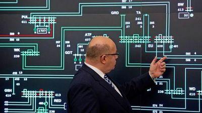 engineer explaining things