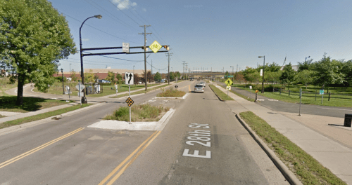 28th St and Midtown Greenway